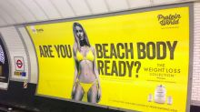 London Makes A Move To Ban Body-Shaming Adverts From Public Transport