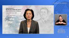 Kim Ng, Sarah Fuller take part in President Joe Biden's inauguration special