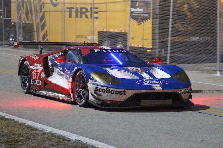 Ford Gt Rolex Daytona