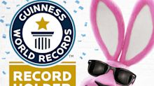 Energizer® Sets GUINNESS WORLD RECORDS™ Title for the Longest-Lasting AA Battery