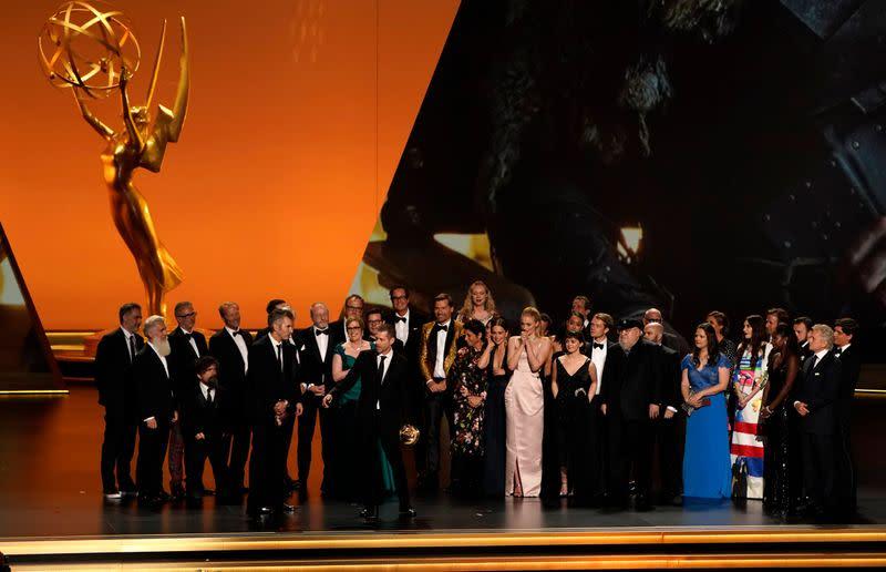 Pajamas anyone? Emmy awards show to go virtual