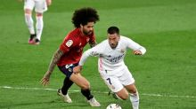 Hazard starts on return to Chelsea with Real Madrid