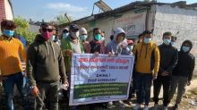 Muslims in Nepal hold anti-China protest demanding justice for Uyghur