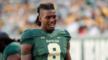 Can 9 seconds of video showing abuse of a dog end any NFL hopes for Baylor's Ishmael Zamora?