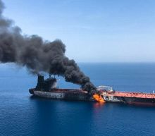 Iran hints US could be behind 'suspicious' tanker attacks