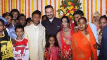 17 surgeries and a phone call later, acid attack survivor Lalita Bansi ties the knot in Mumbai