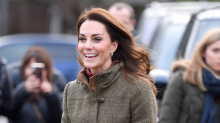 Kate Middleton is back in skinny jeans — see her outdoorsy-chic look