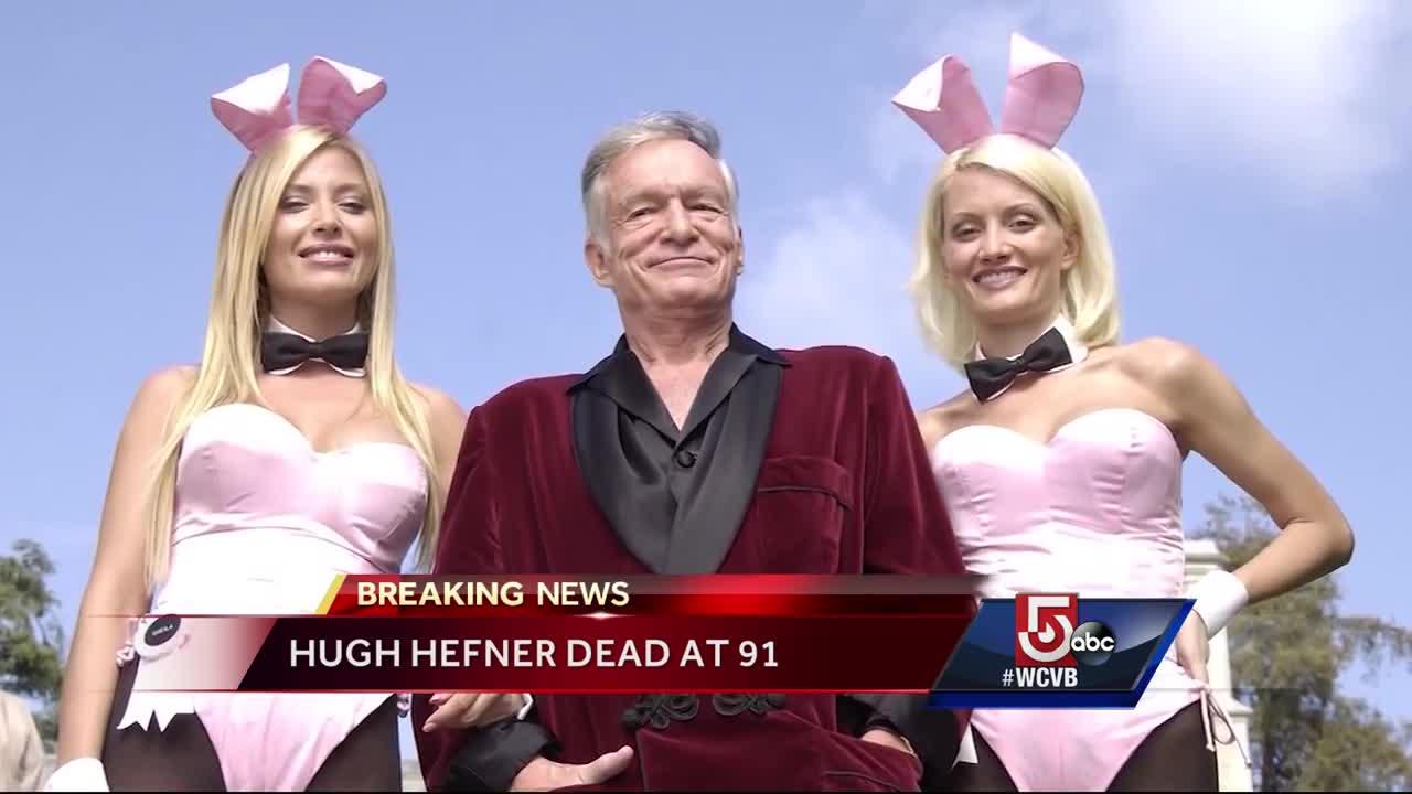 Remembering Playboy Founder Hugh Hefner