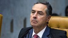 'Tem que chamar um professor de javanês', diz Barroso sobre voto de Toffoli