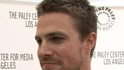 Stephen Amell Aims For Justice In 'Arrow'