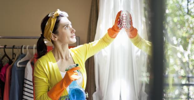 A room-by-room guide for spring cleaning this year