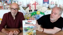 With the crazy 'Italics', Asterix returns for 37th adventure
