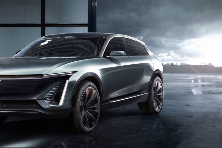 Cadillac, Infiniti flaunt Model X competitors and Tesla isn't even at Detroit Auto Show