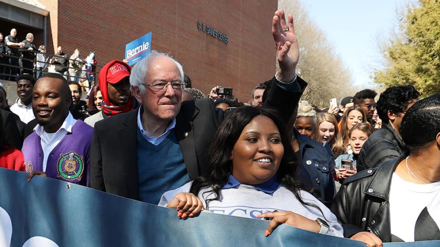Why Bernie Sanders needs young, black S.C. voters