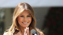 Melania Trump will reportedly meet Queen Elizabeth at Windsor Castle next month