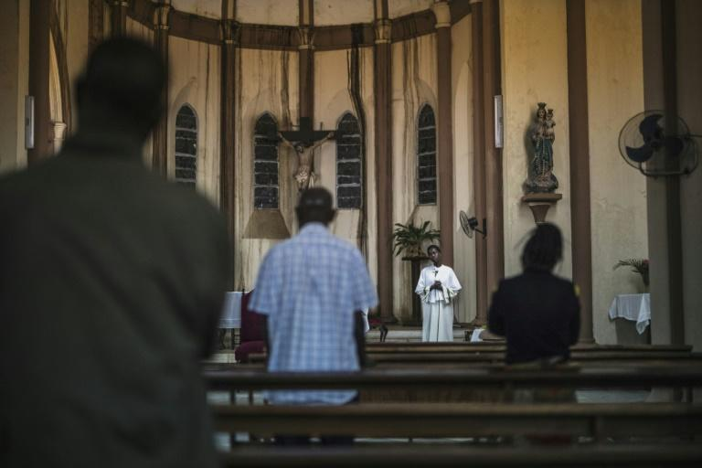 News that the Pope is unlikely to visit Beira has left many with mixed feelings (AFP Photo/MARCO LONGARI)