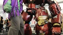 The Craziest Cosplay from New York Comic Con 2015