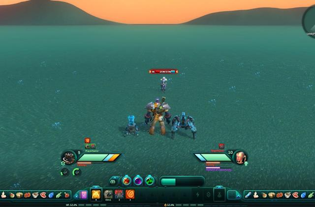 WildStar's interface: Then and now