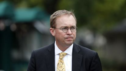 Mulvaney: We can't balance the budget with cuts