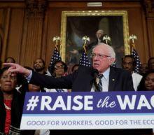 Bernie Sanders faces new challenges in crowded 2020 U.S. presidential race