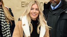 Shop Sienna Miller's affordable Mango coat before it sells out