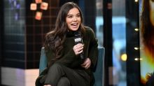 """Hailee Steinfeld Discusses What It Was Like Voicing Spider-Gwen In """"Into The Spiderverse"""""""