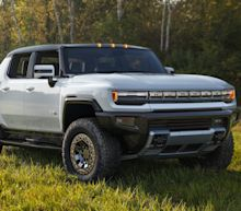 GMC just revealed the all-new Hummer EV, a 1,000-horsepower electric pickup to take on the Tesla Cybertruck — take a closer look