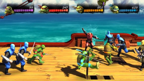 TMNT Re-Shelled no longer available in US after June 30