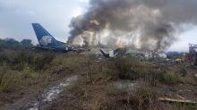 'El milagro de Durango': sobreviven los 101 ocupantes del avión siniestrado en México