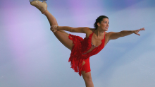 Kristi Yamaguchi tweeted 'break a leg' to Nancy Kerrigan in anticipation of 'Dancing with the Stars' appearance