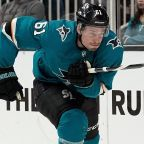 Sharks trade defenseman Justin Braun to Flyers, acquire two draft picks
