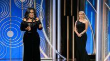 ¿Oprah 2020? Apasionado discurso despierta rumores que correrá para presidenta