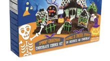 Step Aside, Gingerbread Houses — Oreo Just Released a Spooky Graveyard Chocolate Cookie Kit