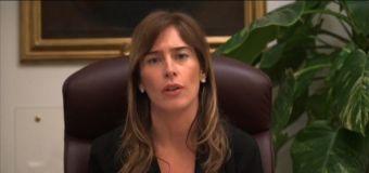 Boschi replica a Grillo: scandaloso video per assolvere il figlio