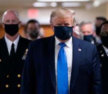 Trump news: President calls coronavirus testing 'double-edged sword' as 17 states sue over student visa rule