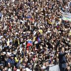 Venezuela's Guaido challenging Maduro, millennial style