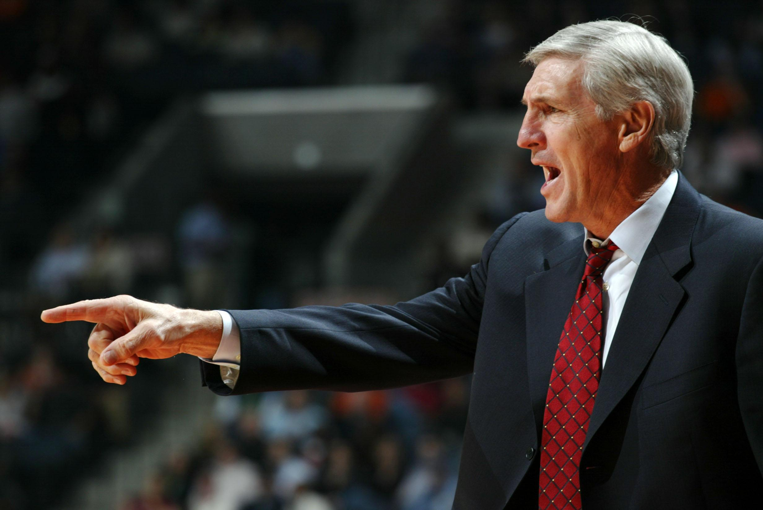 Jazz coaching icon Jerry Sloan reportedly 'dying' as he battles Parkinson's, dementia