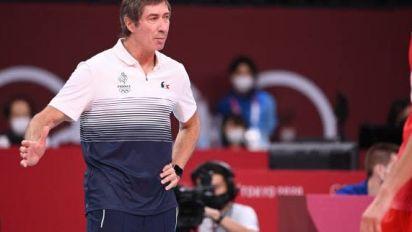 JO - Volley (H) - Laurent Tillie se félicite d'«une victoire participative» des volleyeurs français contre les Russes aux JO