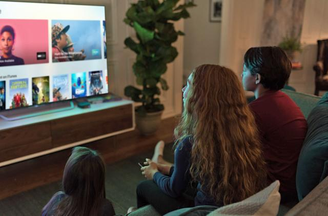 Apple won't charge extra for 4K movies, upgrades 1080p flicks for free