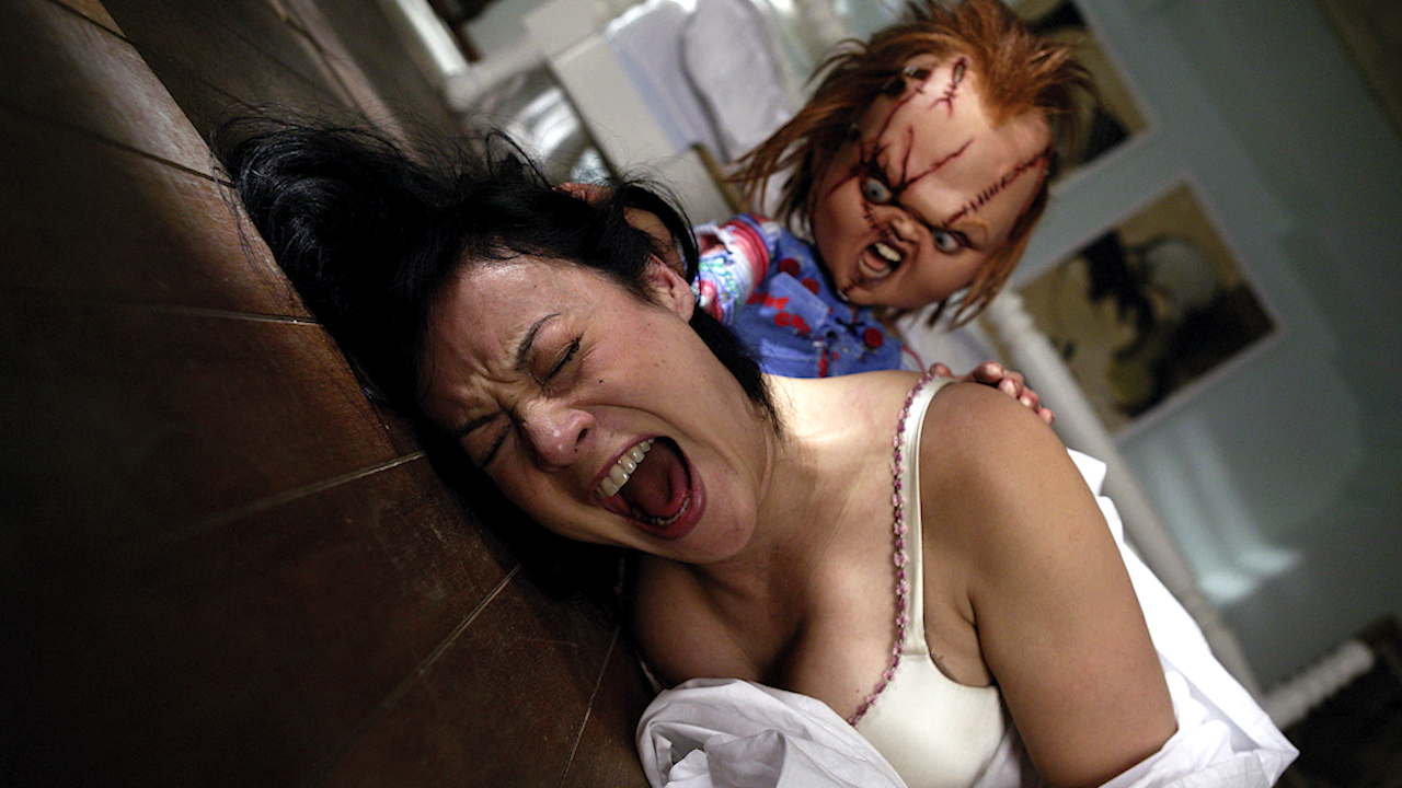 Can look seed of chucky jennifer tilly nude