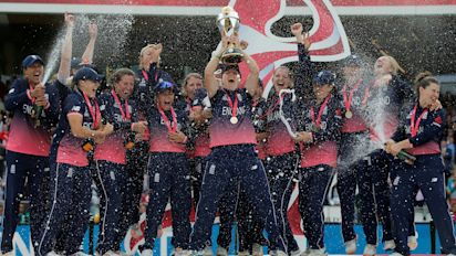 Exciting times have only just begun for women's cricket after epic World Cup final at Lord's