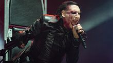 Marilyn Manson Ends Show Abruptly After Apparent Onstage Meltdown