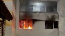 Fire breaks out in flat at Serangoon Ave 4