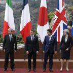 G7 summit: Leaders pressure Donald Trump on climate change pact - but President makes no promises