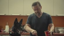 Ricky Gervais signs overall deal with Netflix as 'After Life' renewed for third season