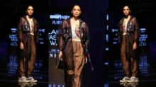 In Pics: Watch Sobhita Dhulipala Walk the Ramp at LFW 2019