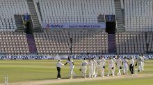Rain delays start of 2nd test between England, West Indies