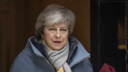 Brexit up in the air as MPs try to take control