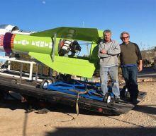 """""""Mad"""" Mike Hughes dies in rocket crash"""