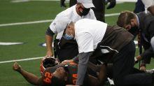 Browns' Nick Chubb, Chargers' Austin Ekeler top injury list